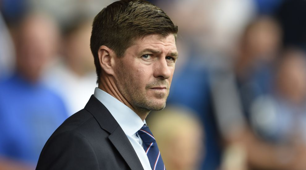 Gerrard insists Rangers players not scared of facing Legia Warsaw