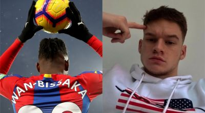Ex-Palace youth player goes viral comparing his life to Aaron Wan-Bissaka's