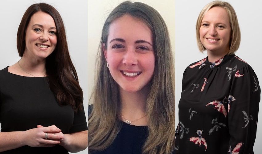 Trio of appointments at HR Now