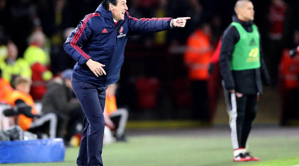 Emery admits Pepe miss cost Arsenal in defeat to Blades