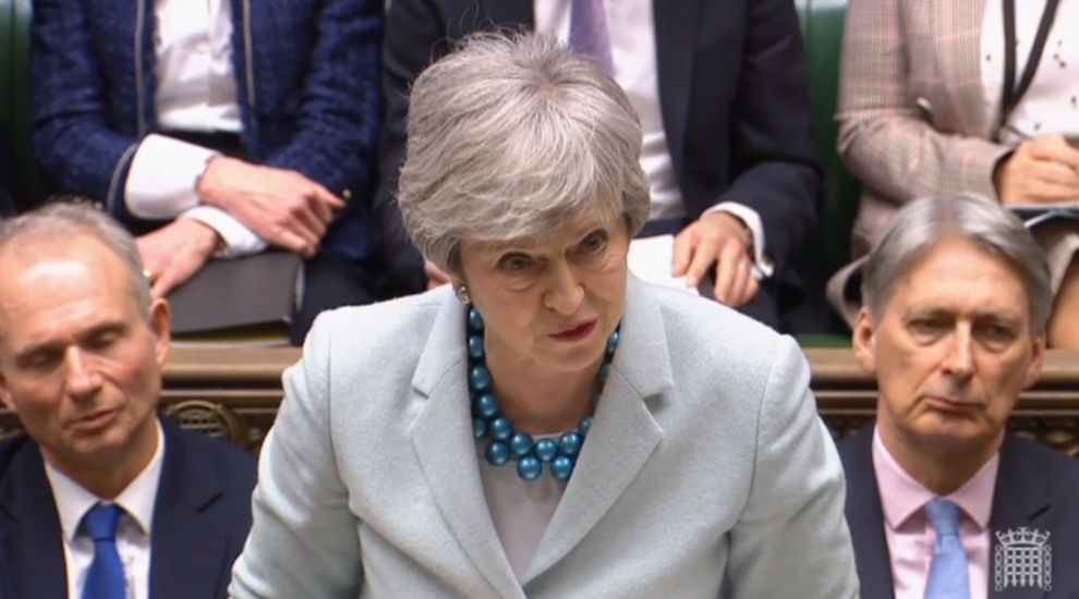 Still not enough support to get Brexit deal through Commons, May admits