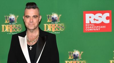 Robbie Williams inspired by daughter to sing on children's adaptation