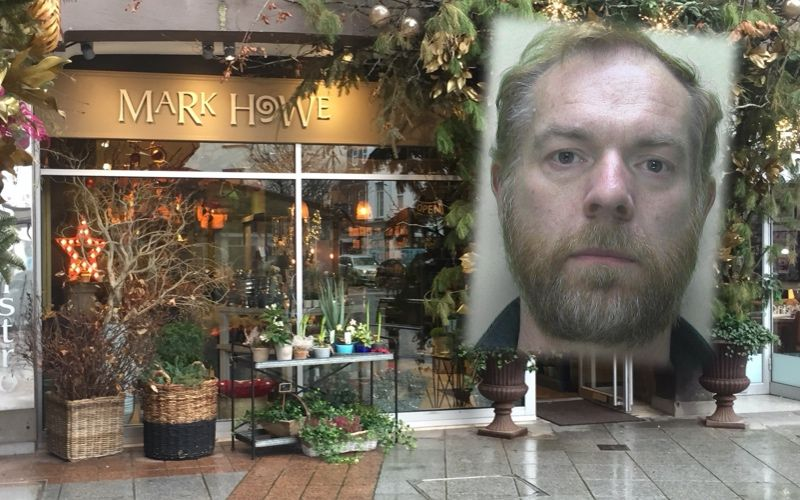 Well-known florist jailed for four years for importing drugs