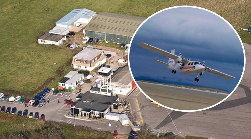 Take-off scheduled for new Alderney air links
