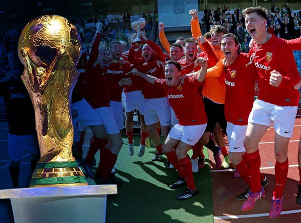 International football beckons as Jersey applies to join UEFA