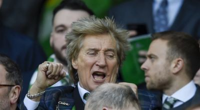 Sir Rod Stewart faces backlash from angry Celtic fans after Johnson tweet