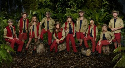 I'm A Celebrity trio prepare for final