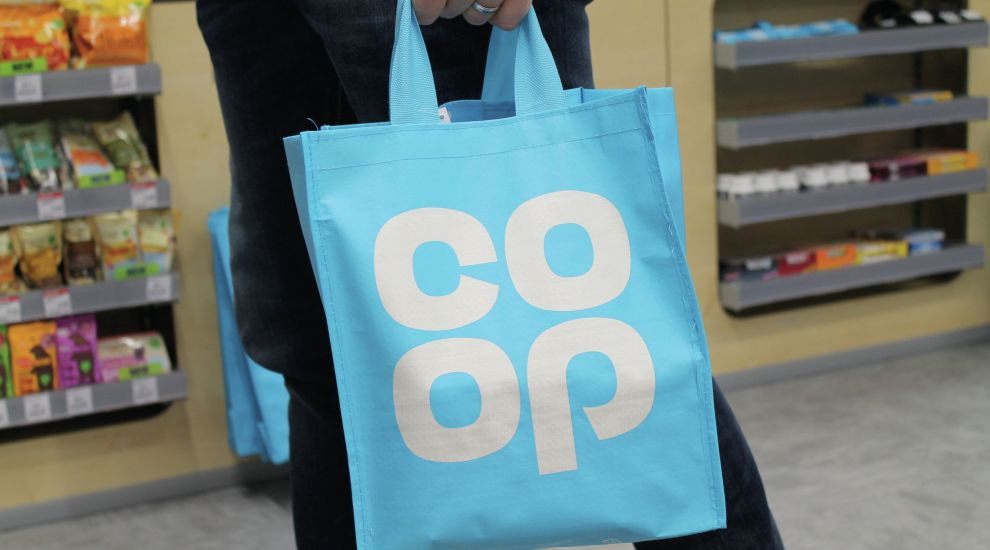 New social distancing measures at Co-op stores