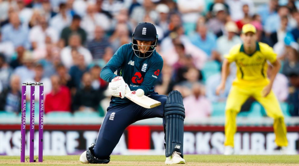 Morgan and Root lead England towards victory