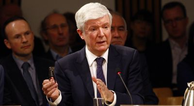 Lord Hall: From BBC trainee to Director-General