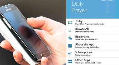 Church of England prayer apps on the up as attendance continues to decline