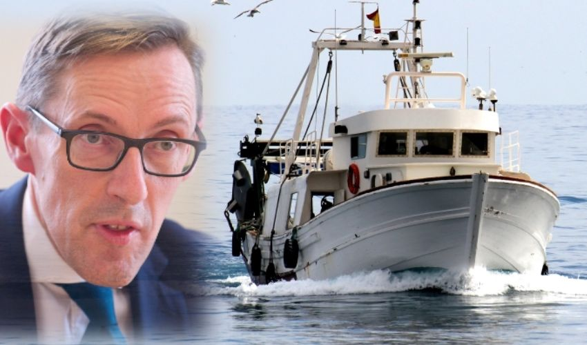 "Jersey in standoff with Europe over ""discriminatory"" fish checks"