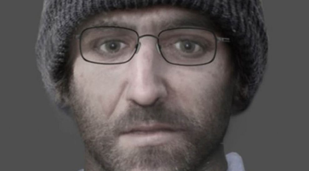 Police release facial reconstruction image of man found in farm building