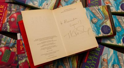 Harry Potter book bought for a penny could sell for thousands