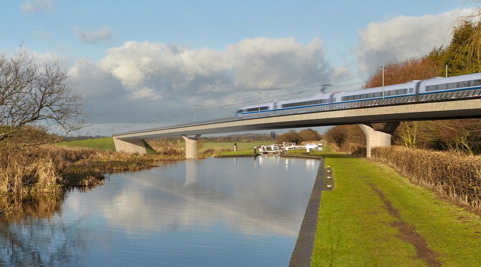 UK in 'preliminary' talks with China over building HS2 rail link