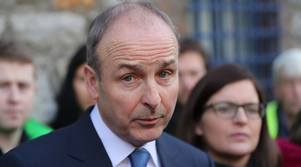 Fianna Fail unveils election manifesto