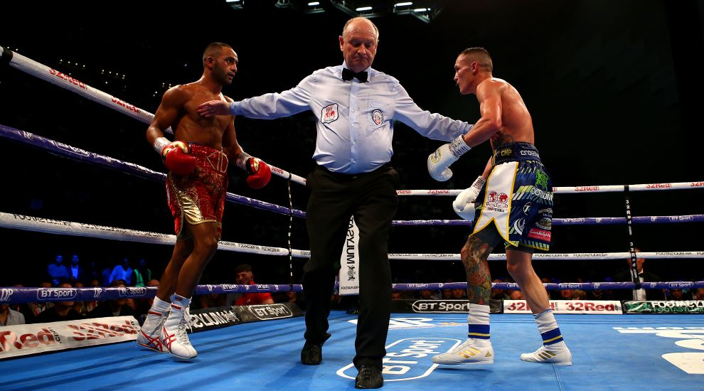 It's the big fights I need – Josh Warrington turns attention to America